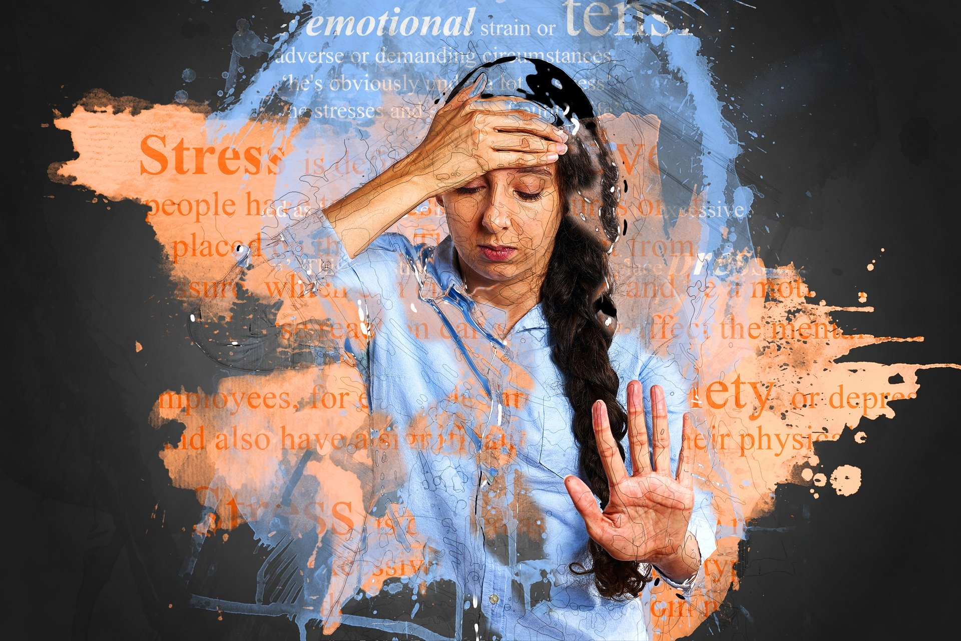 L'anxiété, un sentiment très humain